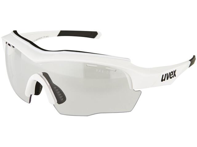 UVEX sportstyle 104 v Bril, white